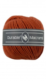 Durable Macrame 2 mm brickred