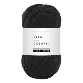 Yarn and color must-have anthracite