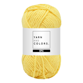 Yarn and colors epic golden glow