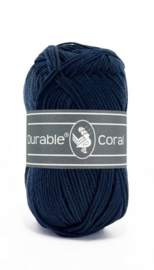 Durable Coral Navy 321