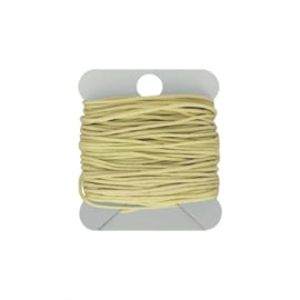 Macramé koord 0.8 mm natural