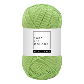Yarn and color must-have lettuce
