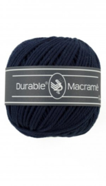 Durable Macrame 2 mm navy