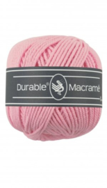 Durable Macrame 2 mm pink