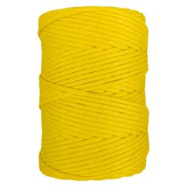 Hearts single twist 8 mm yellow(200m)