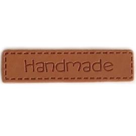 Label Handmade stiksel