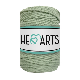 Hearts triple twist 5 mm eucalyptus(100 meter)