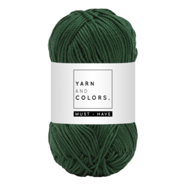Yarn and color must-have bottle
