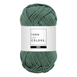 Yarn and colors epic aventurine