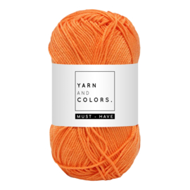Yarn and color must-have papaya