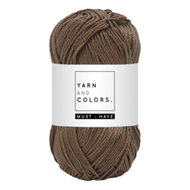 Yarn and color must-have cigar
