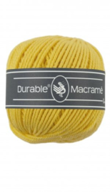 Durable Macrame 2 mm bright yellow