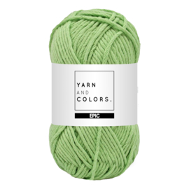 Yarn and colors epic lettuce