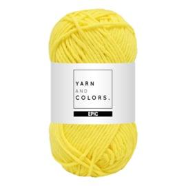 Yarn and colors epic lemon