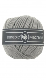 Durable Macrame 2 mm light grey