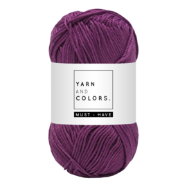 Yarn and color must-have lilac