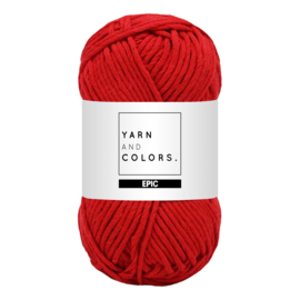 Yarn and colors epic cardinal