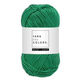 Yarn and color must-have green beryl