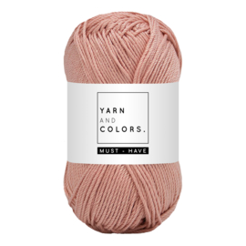Yarn and color must-have rose