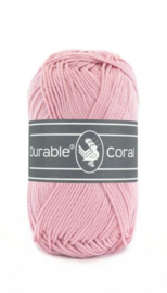 Durable Coral Rose Blush 223