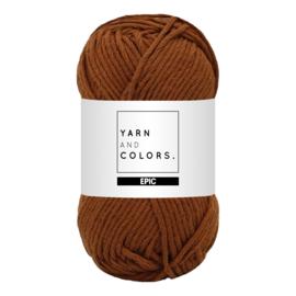 Yarn and colors epic satay