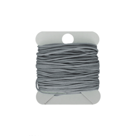 Macramé koord 0.8 mm steel