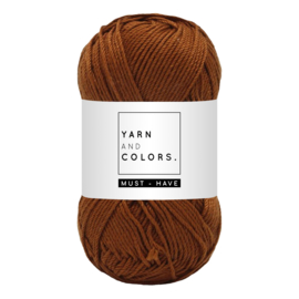 Yarn and color must-have satay