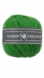 Durable Macrame 2 mm bright green