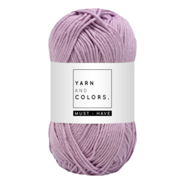 Yarn and color must-have orchid