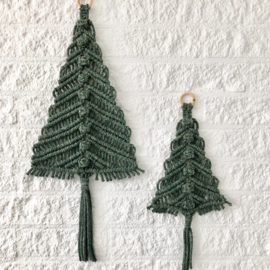 Kerstbomen hangers groot