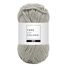Yarn and colors epic cold green