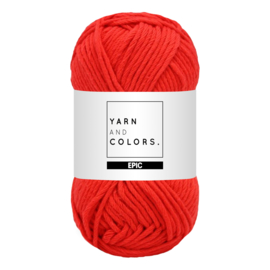 Yarn and colors epic pepper