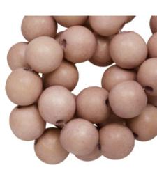 Houten kraal natural nude 12 mm
