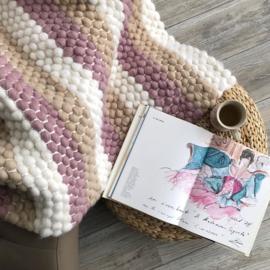 Wooly Weaver plaid(gehaakte versie)
