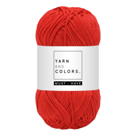 Yarn and color must-have pepper