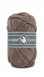Durable Coral Warm Taupe 343