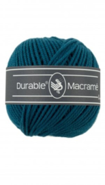 Durable Macrame 2 mm petrol