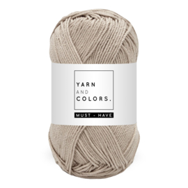 Yarn and color must-have limestone