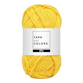 Yarn and colors epic sunglow