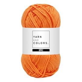 Yarn and colors epic cantaloupe