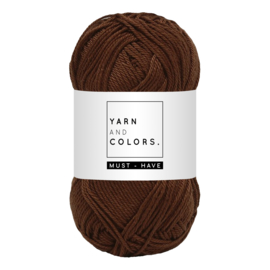 Yarn and color must-have brunet