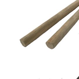 Blanke houten stok 20 cm