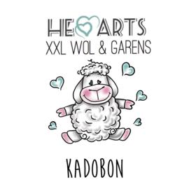 Kadobon Hearts XXL