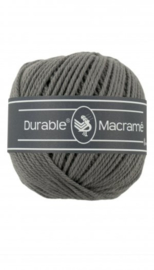 Durable Macrame 2 mm ash