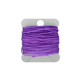 Macramé koord 0.8 mm lavender