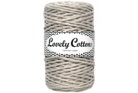 Lovely Cottons twist 3 mm raw