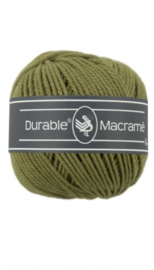 Durable Macrame 2 mm khaki
