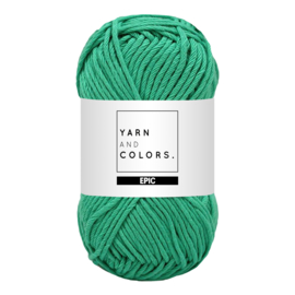 Yarn and colors epic mint