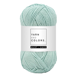 Yarn and color must-have jade gravel