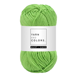 Yarn and color must-have grass
